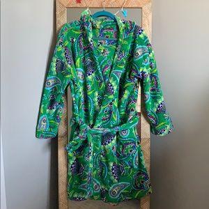 Vera Bradley winter robe